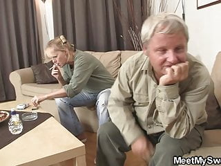 Family and fuck and video She fucks his family