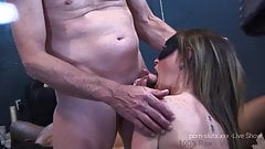 Real Swingers Suck and Fuck Huge Dick at Party, Fetswing Life