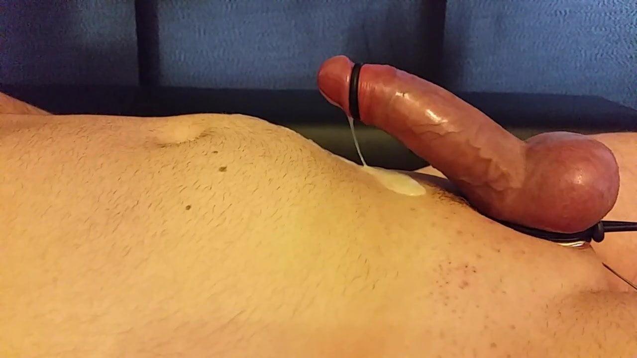 Electro cum milking