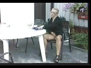 Granny lesbians strapon video - Two grannie lesbian