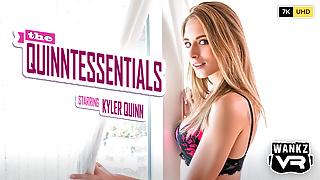Kyler Quinn - WankzVR - The Quinntessentials