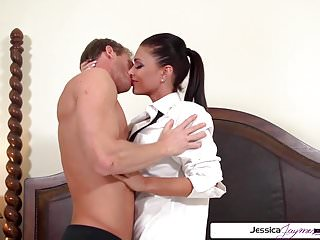 Teen celebrities getting fucked - Jessica jaymes is ready and horny to get fucked by ryan