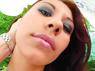 Sex teen tame Rebecca in rough teen fetish sex scene by tamed teens