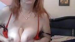 Granny webcam show