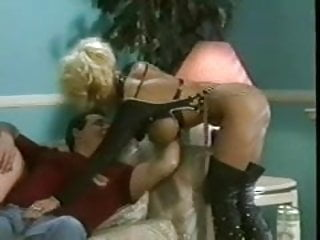 Nh strip clubs leather and lace Hot tease in leather thigh boots stripped bare fucked