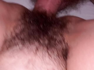 Fuck wet pussy Fuck wet hairy pussy close up