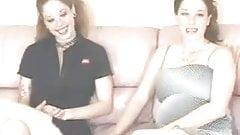 Two girlfriends fingering hard -- by ShaCo