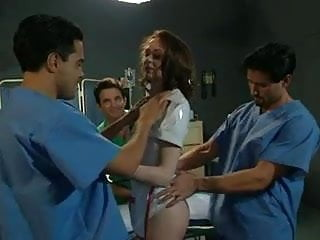 Wet nurse lingerie Chloe nicole - butt banged naughty nurses 1997
