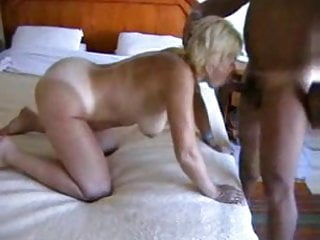 Chubby house wife Anal orgazm of a british house wife