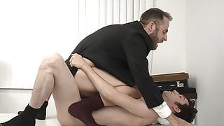 Missionary Elders Suck And Fuck One Another