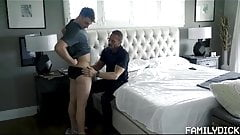 daddy and son fuck