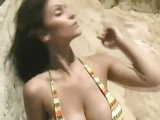 Denise milani nude dailymotion Denise milani breathtaking boobs