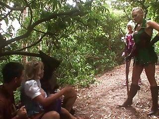 Fairytale bondage - Renfair affairs: fairytale forest fuckfest