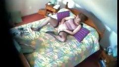 Mummy Masturbating On Her Bed Hidden Cam Porn E6 Xhamster