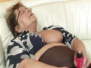 Grandma wants anal sex Chubby grandma wants his cock