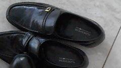 step,cum in shoes