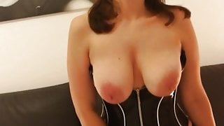 My wife is begging for a strange cock