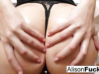 Viewers porn videos Stacked for days alison tyler helps the viewer cum