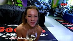 Alexis Crystal is happy for Big Dicks and Cum GermanGooGirls