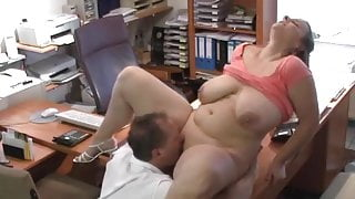 Doctor fucking woman, strong German