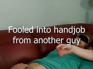 Free gay humiliation - She fools him into a humiliating gay handjob