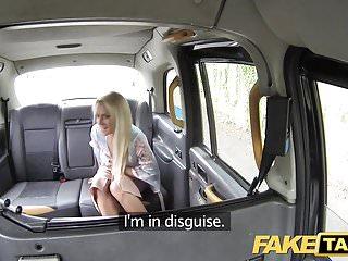 John escorts - Fake taxi john gets a good taxi arse rimming