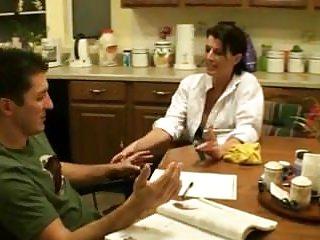 Karen weatherby breast study - Mom interrupts his studies