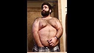 Alexander, a very sexy fat guy