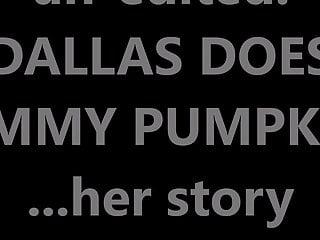 Debbie does dallas porno clips - Unedited dallas does yummy pumpkins her story between slurps