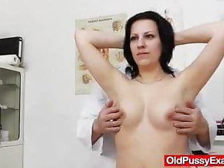 Girls sticking huge things in pussy The medic sticks interesting things inside lydes fucking-hot