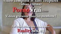 La salope a gros seins veut baiser tout de suite !! French
