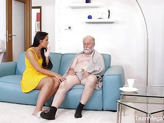 Man naked strong Teenmegaworld - old-n-young - old man is still strong