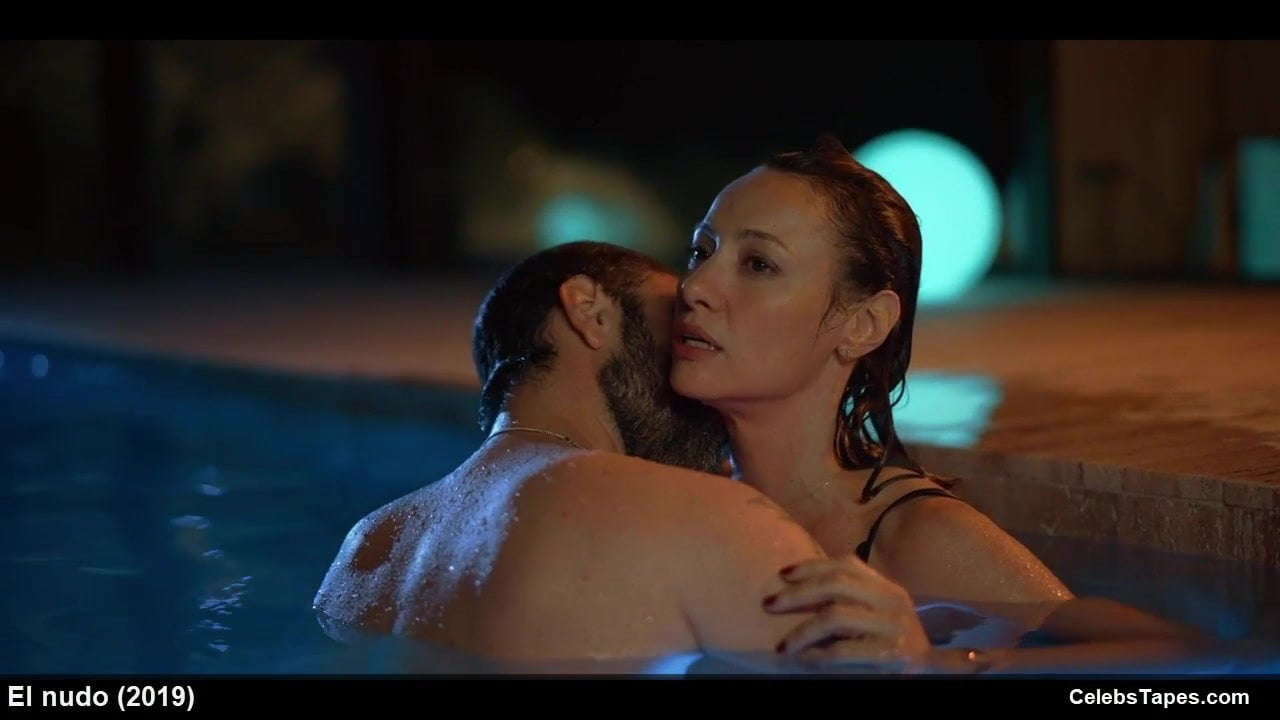 Natalia Verbeke Desnuda berta galo & natalia verbeke topless and rough sex scenes