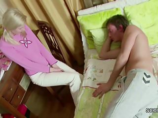 First fuck virgin videos - Sister seduce step-bro to get first fuck and lost virgin