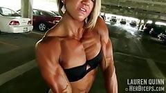 Lauren Quinn Pecs