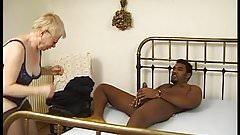 Grandma's got a black lover