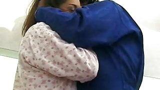 Nana gets fucked hard. (Portuguese Video)