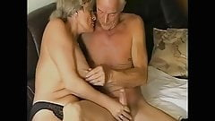 Old and Younger Group Sex