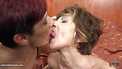 Mature Ladys fucking with bbc
