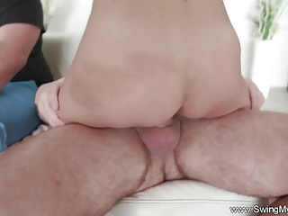 Cool cumshots - Becoming a swinger is cool