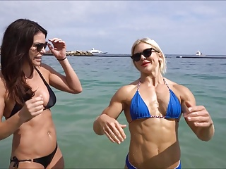 Brook burns bikini pictures - Crossfit brooke ence