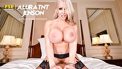 Naughty America - Hot date with blonde babe Alura Jenson