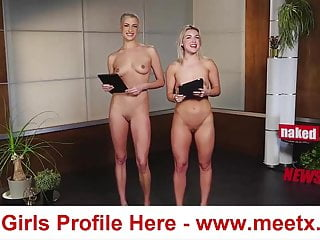 Free naked news login Naked news