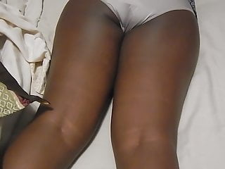 Wife fuck black in bed Wife in bed