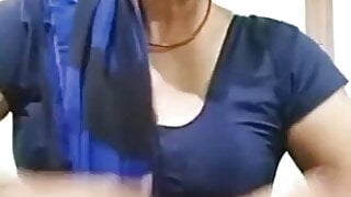 Mature mom video call