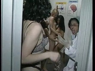 I fucked the nurse in hospital - Nurse a.j. khan in hospital orgy with lesbian patients