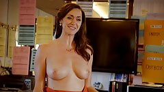 Sarah Power Topless Scene In Californication ScandalPlanet
