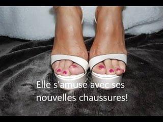 Porter de chaussures sexy Nouvelles chaussures :-