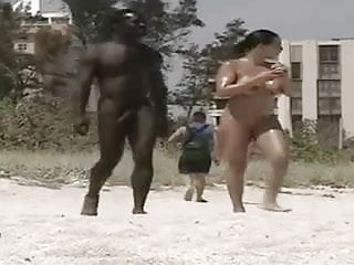 Gay webcm chat - Black man chats up married woman on nude beach