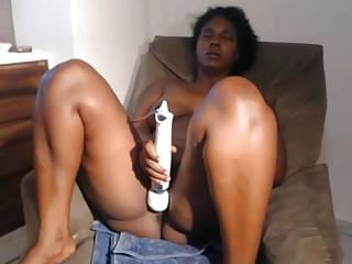 Women orgasm cervix contracting video Ebony orgasm with strong contractions before squirt